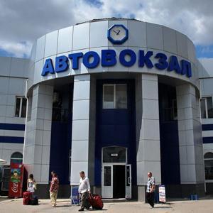 Автовокзалы Усолья
