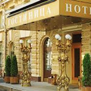 Гостиницы Усолья