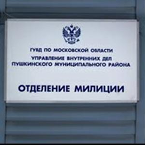 Отделения полиции Усолья