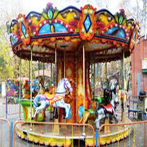 Парки культуры и отдыха Усолья