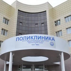 Поликлиники Усолья