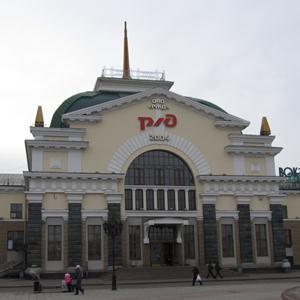 Железнодорожные вокзалы Усолья